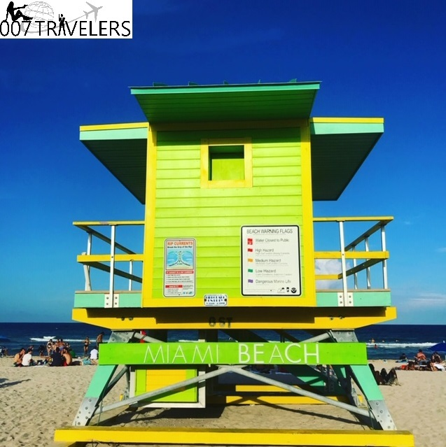 """007 Travel story: Florida (USA) 2019: """"The Best Hotel in"""